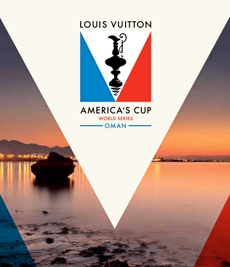 Slide how america s cup a oman