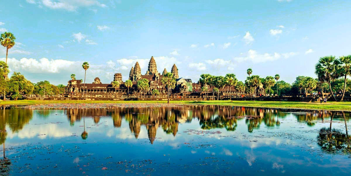 Angkor World Tour