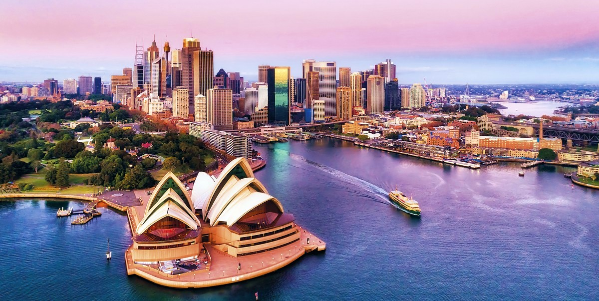 Sydney Australia World Tour